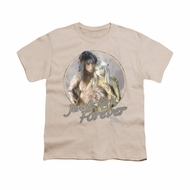 The Dark Crystal Shirt Jen & Kira Kids Cream Youth Tee T-Shirt