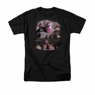 The Dark Crystal Shirt Power Mad Adult Black Tee T-Shirt