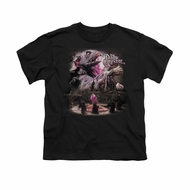 The Dark Crystal Shirt Power Mad Kids Black Youth Tee T-Shirt