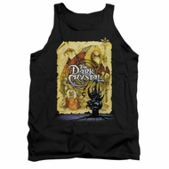 The Dark Crystal Tank Top Poster Black Tanktop