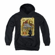 The Dark Crystal Youth Hoodie Poster Black Kids Hoody