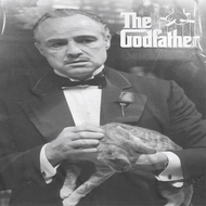 The Godfather Pet The Cat Sublimation Shirts