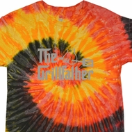 The Grill Father Tie Dye Shirt