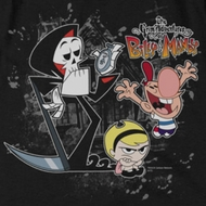 The Grim Adventures Of Billy & Mandy Shirts