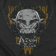 The Hobbit Battle Of The Five Armies Azog Shirts
