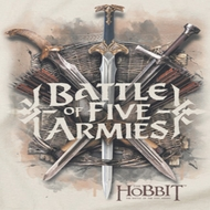 The Hobbit Battle Of The Five Armies Battle Of Armies Shirts