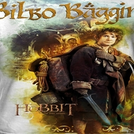 The Hobbit Battle Of The Five Armies Bilbo Sublimation Shirts