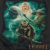 The Hobbit Battle Of The Five Armies Elrond's Crew Shirts
