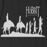 The Hobbit Battle Of The Five Armies Orc Company Shirts
