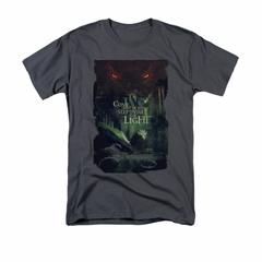 The Hobbit Battle Of The Five Armies Shirt Taunt Adult Charcoal Tee T-Shirt