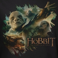 The Hobbit Desolation Of Smaug Baddies Shirts