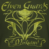 The Hobbit Desolation Of Smaug Guards Of Mirkwood Shirts
