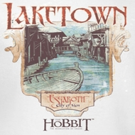 The Hobbit Desolation Of Smaug Laketown Shirts