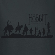 The Hobbit Desolation Of Smaug Marching Shirts