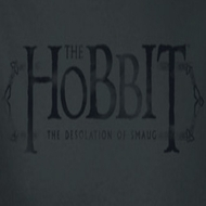 The Hobbit Desolation Of Smaug Ornate Logo Shirts