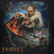 The Hobbit Desolation Of Smaug Thranduil's Realm Shirts