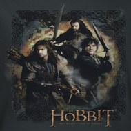 The Hobbit Desolation Of Smaug Weapons Drawn Shirts