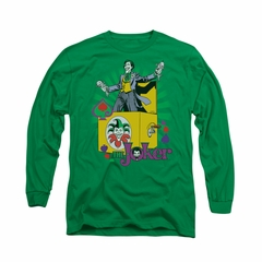 The Joker Shirt Loaded Fish Long Sleeve Wasabi Tee T-Shirt