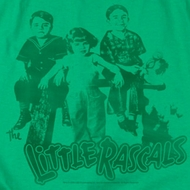 The Little Rascals The Gang Shirts