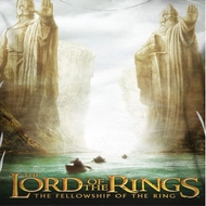 The Lord Of The Rings Fellowship Poster Sublimation Shirts