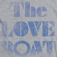 The Love Boat Distressed Logo Shirts