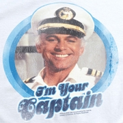 The Love Boat I Am Your Captain Shirts