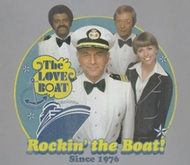 The Love Boat Rocking The Boat Shirts