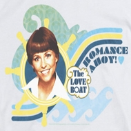 The Love Boat Romance Ahoy Shirts