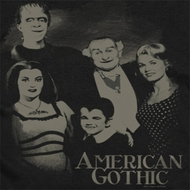 The Munsters American Gothic Shirts