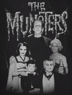The Munsters Family Portrait Shirts