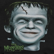 The Munsters Herman Headshot Shirts
