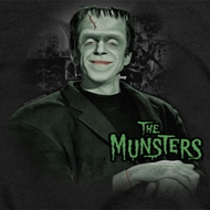 The Munsters Herman Portrait Shirts