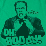 The Munsters Oh Goody Shirts