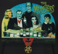 The Munsters Potions Shirts