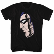 The Phantom Shirt Face Black T-Shirt