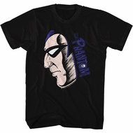 The Phantom Shirt Face Logo Black T-Shirt