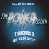 The Pick Of Destiny Power Couch Shirts