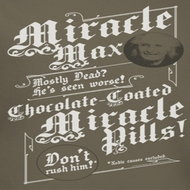 The Princess Bride Miracle Max Shirts