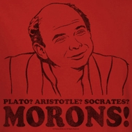 The Princess Morons Bride Shirts