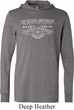 The Second Amendment Mens Lightweight Hoodie