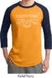 The Second Amendment Mens Raglan Shirt