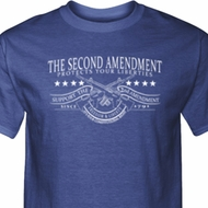 The Second Amendment Mens Tall Shirt