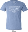 The Second Amendment Mens Tri Blend V-neck Shirt