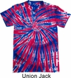The Second Amendment Patriotic Tie Dye Shirt