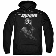 The Shining  Hoodie Bear Black Sweatshirt Hoody