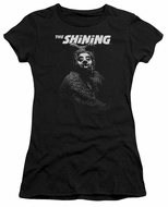 The Shining  Juniors Shirt Bear Black T-Shirt