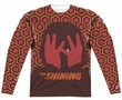 The Shining Long Sleeve Hallway Sublimation Shirt Front/Back Print