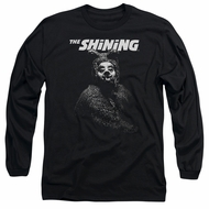 The Shining  Long Sleeve Shirt Bear Black Tee T-Shirt