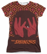 The Shining Shirt Hallway Sublimation Juniors Shirt