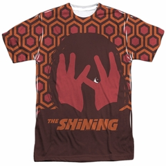 The Shining Shirt Hallway Sublimation Shirt Front/Back Print